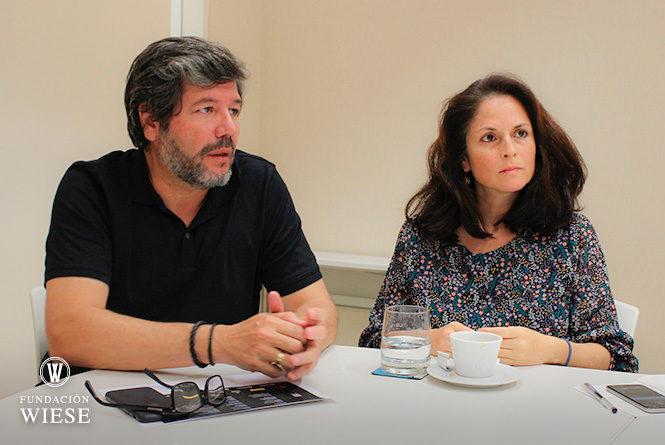 Marianela Castro y José Orrego revelan detalles del Pabellón Peruano en la Bienal de Venecia 2018