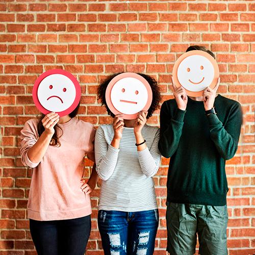 cuidado de las emociones básicas